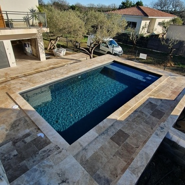 carrelage piscine- Ambiance Carrelage - Nîmes